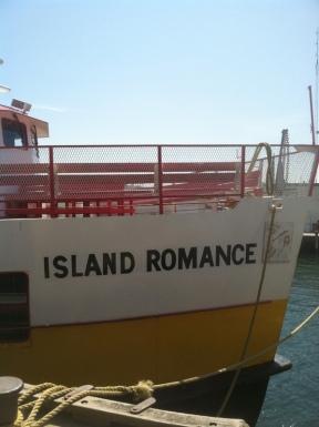 Casco Bay Lines Island Romance